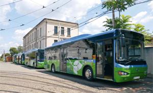 Български фирми реализираха иновативен проект за екологичен електроавтобусен транспорт в Белград