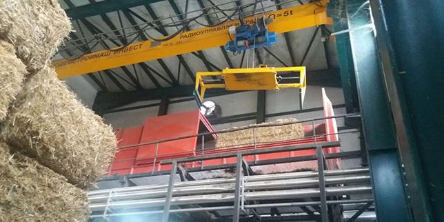 WEISS и VP Brands International с три успешно реализирани проекта за инсталации на биомаса