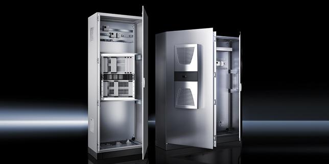 Шкафове серия SE 8 от Rittal