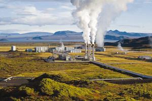 Геотермални топлофикационни системи