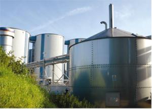 Инсталации за производство на биогаз