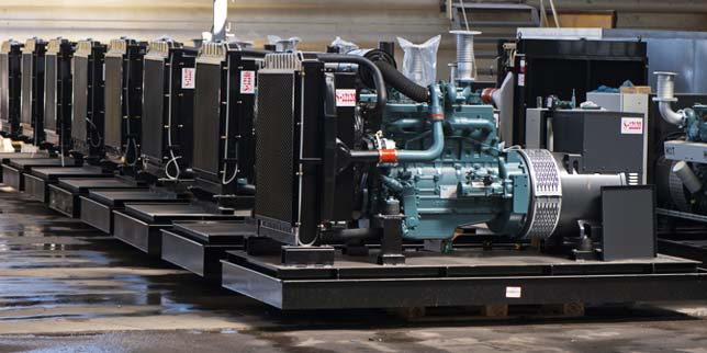 Особености при паралелна работа на генератори