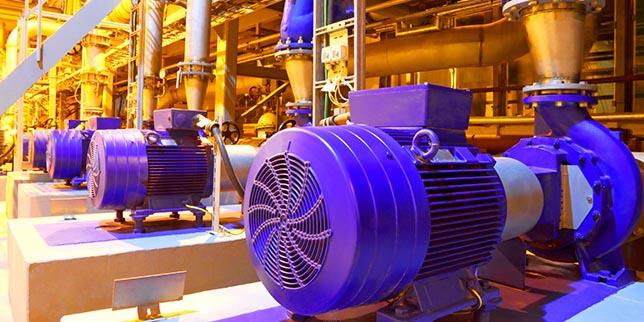 Технологии за защита на електродвигатели