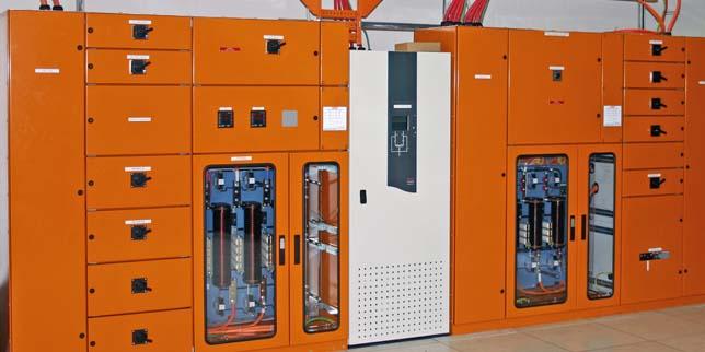Индустриални UPS системи