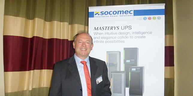 Socomec, Лео Саро: Модулните UPS системи отговарят на основните нужди на потребителя